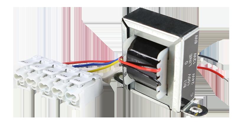 TR1024F - Audio line transformer 24W 100V