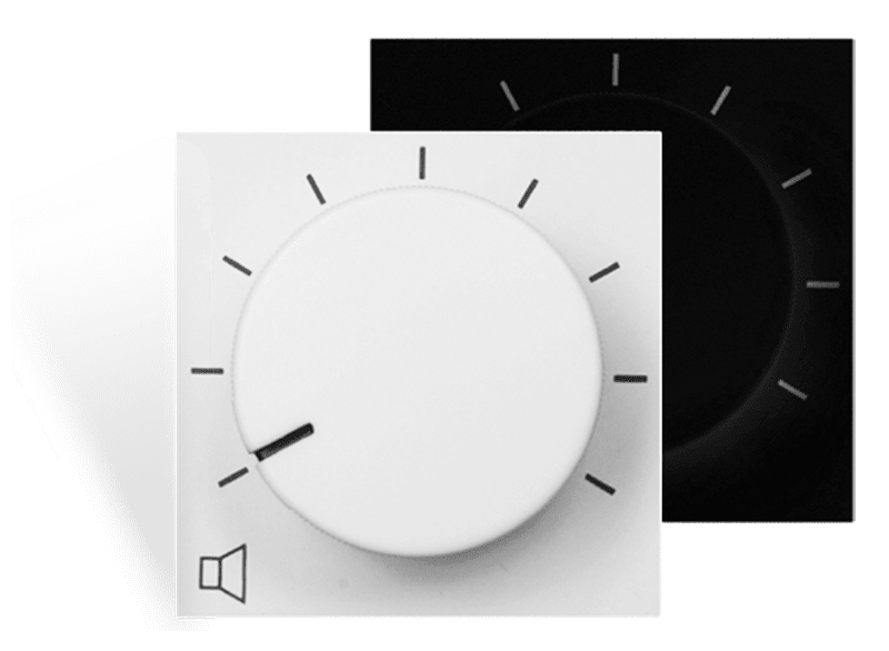 VC4008 - Volume remote Bticino
