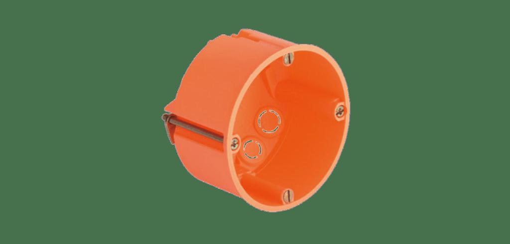 WB45S/FG - Flush mount box for hollow walls