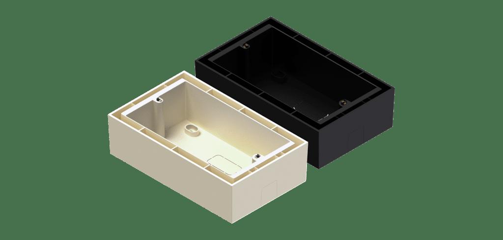 WB50 - Wall box for DW5065/WP523/MWX65