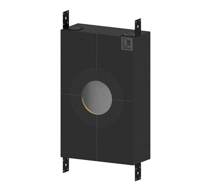 WMM630 - In ceiling/wall back box for flush mount ceiling speakers