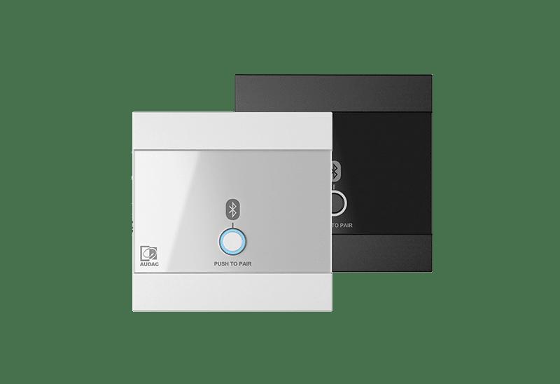 WP220 - Universal wall panel - Bluetooth receiver input - 80 x 80 mm