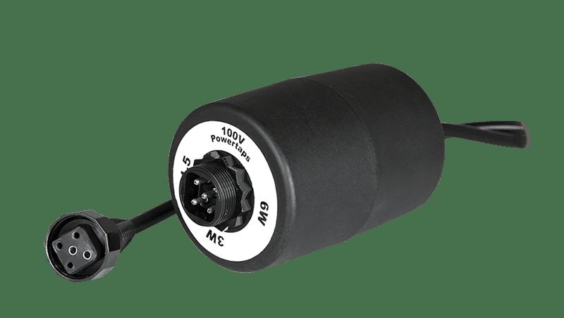 WTR06 - Waterproof transformer 6W 100V
