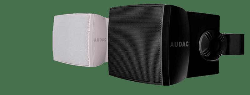 "WX302_O - Outdoor wall speaker 3"""