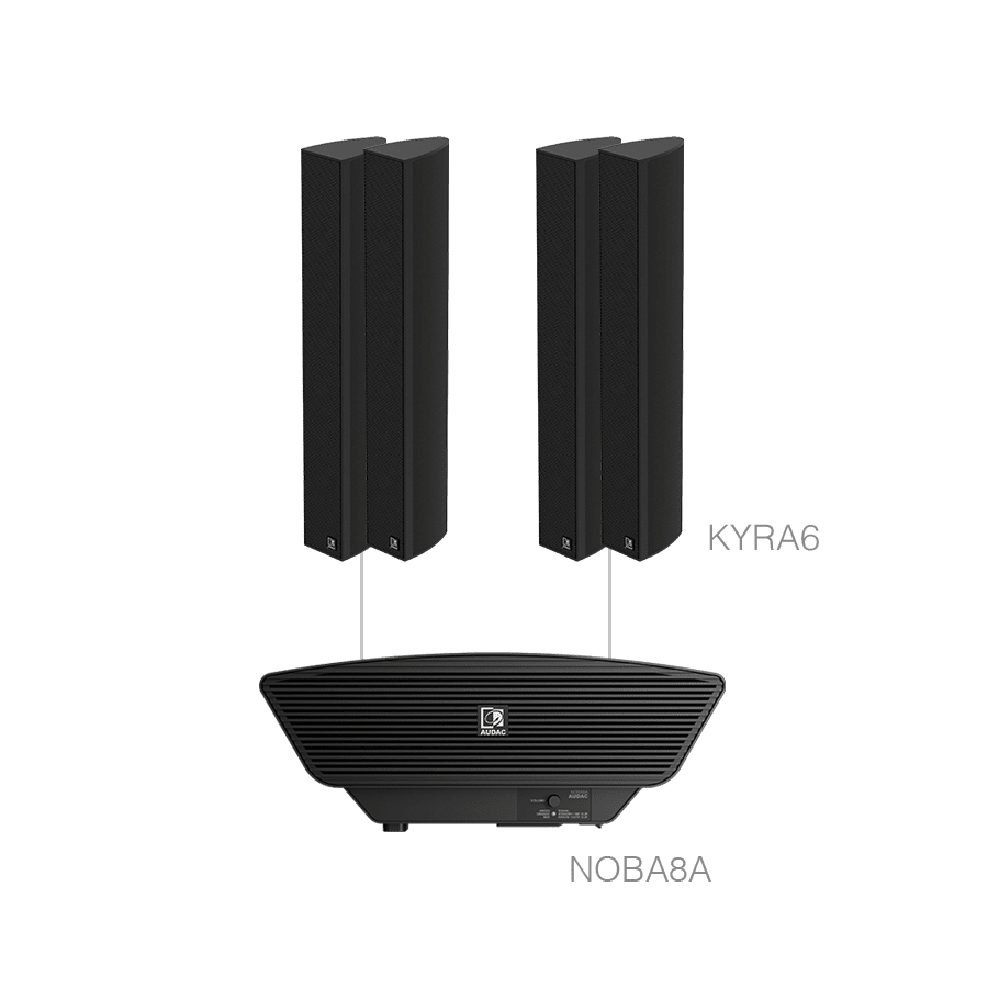 CONGRESS5.5 - 4 x KYRA6 + NOBA8A