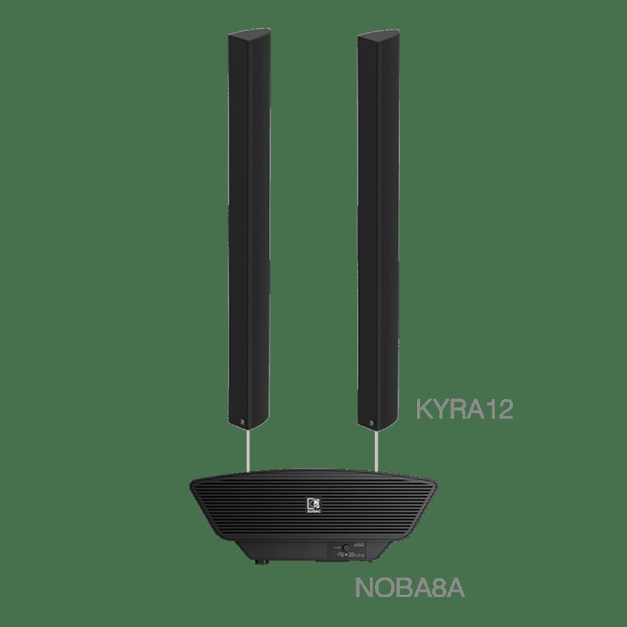 CONGRESS7.3 - 2 x KYRA12 + NOBA8A