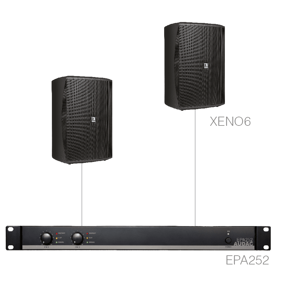 FESTA7.2E - 2 x XENO6 + EPA252