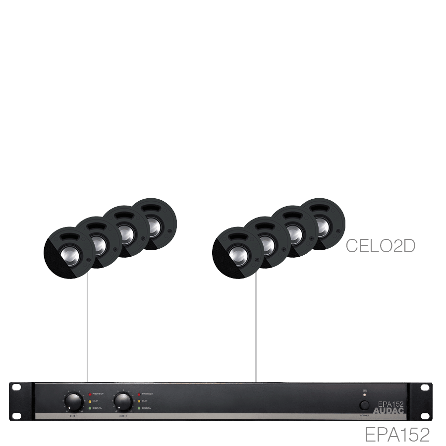 SENSO2.8E - 8 x CELO2D + EPA152