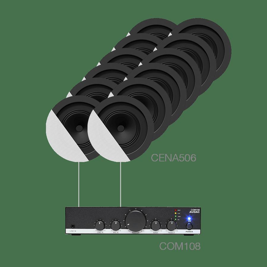 CANTO5.12 - 12 x CENA506 + COM108