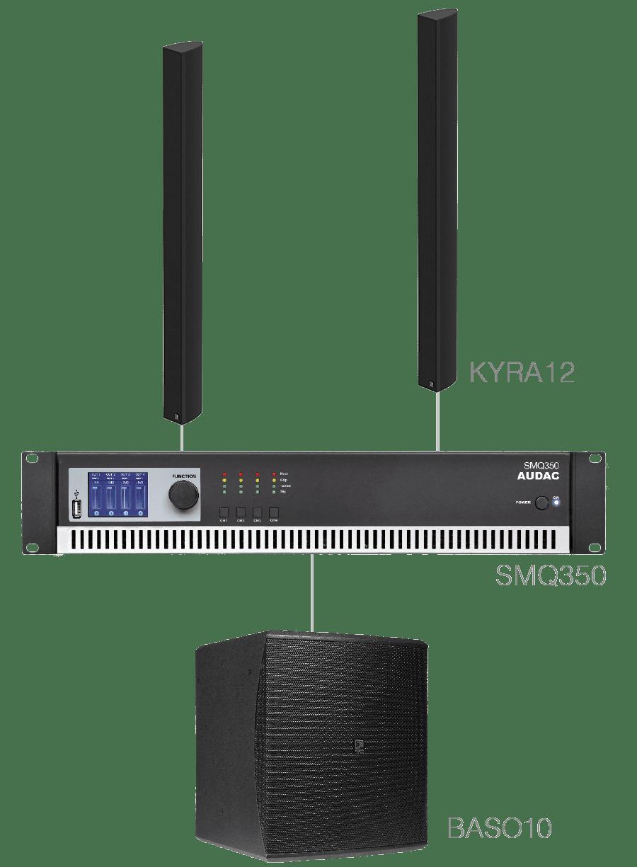 CONGRESS6.3 - 2 x KYRA12 + BASO10 + SMQ350