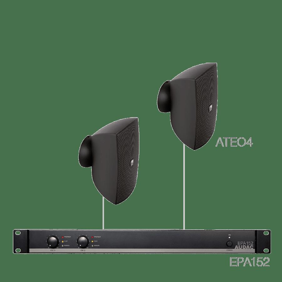 FESTA4.2E - 2 x ATEO4 + EPA152