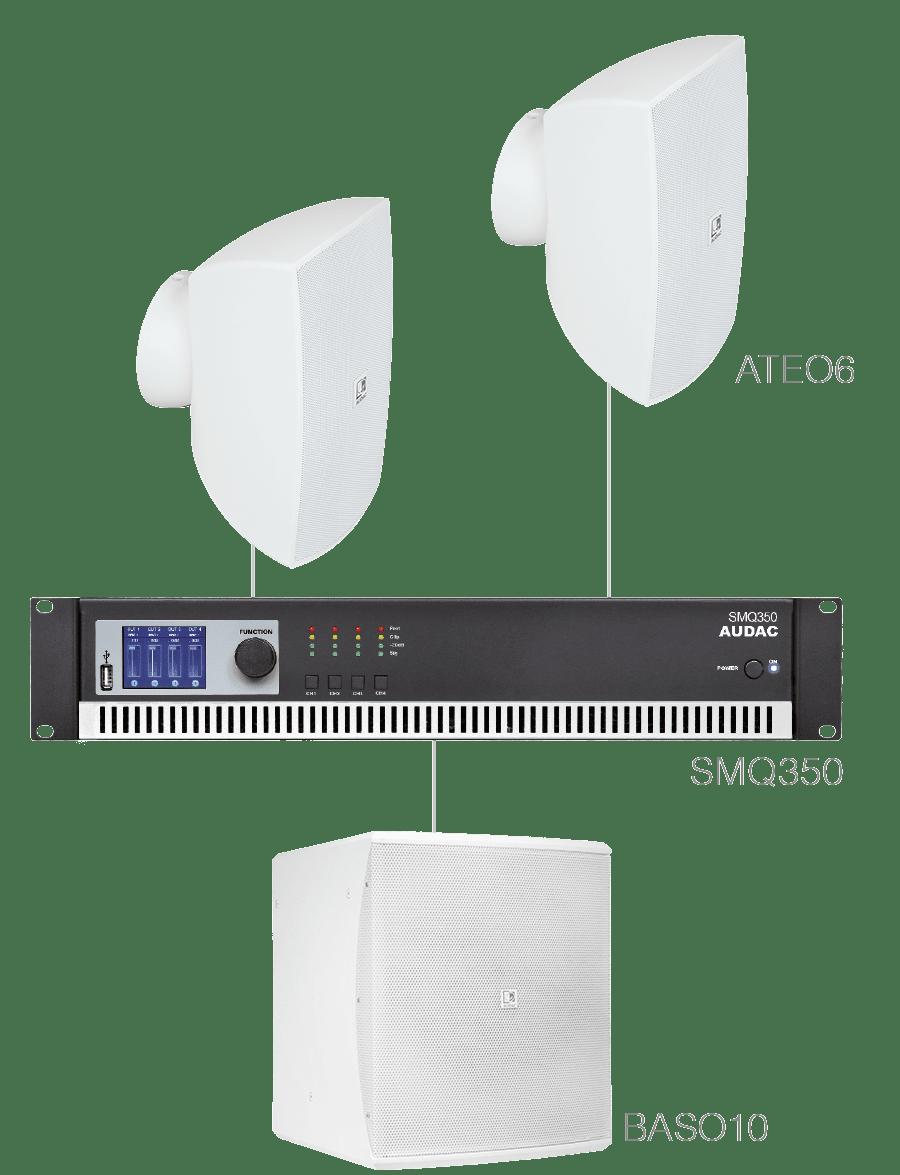 FESTA6.3 - 2 x ATEO6 + BASO10 + SMQ350
