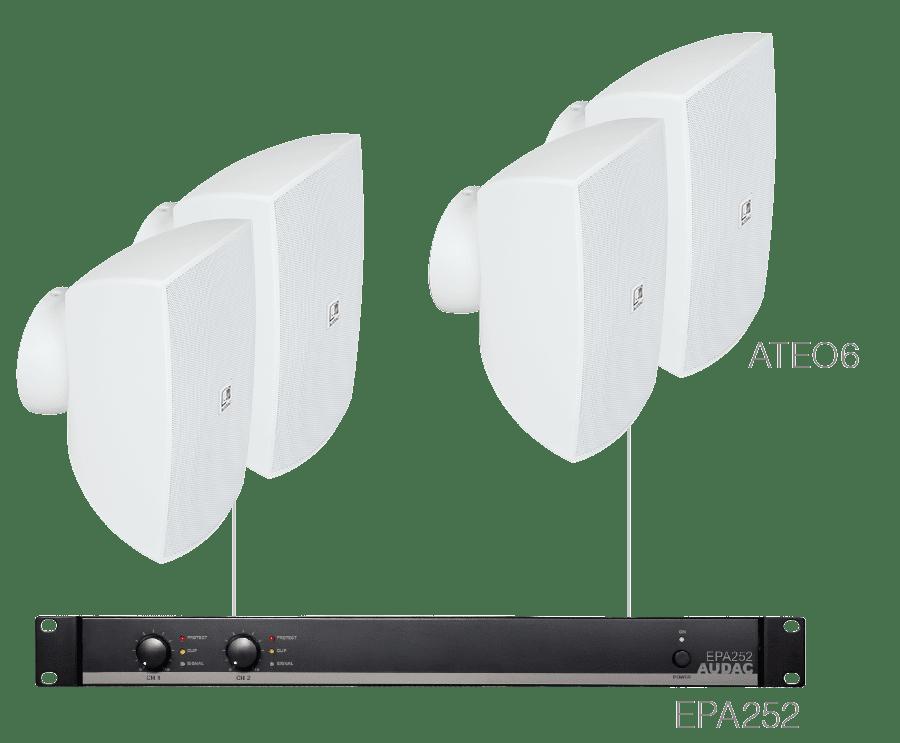 FESTA6.4E - 4 x ATEO6 + EPA252