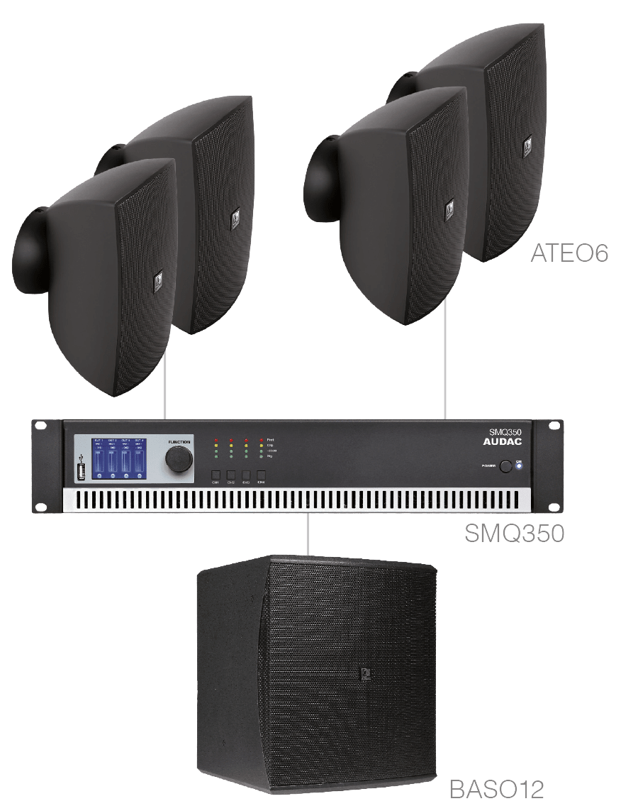 FESTA6.5 - 4 x ATEO6 + BASO12 + SMQ350
