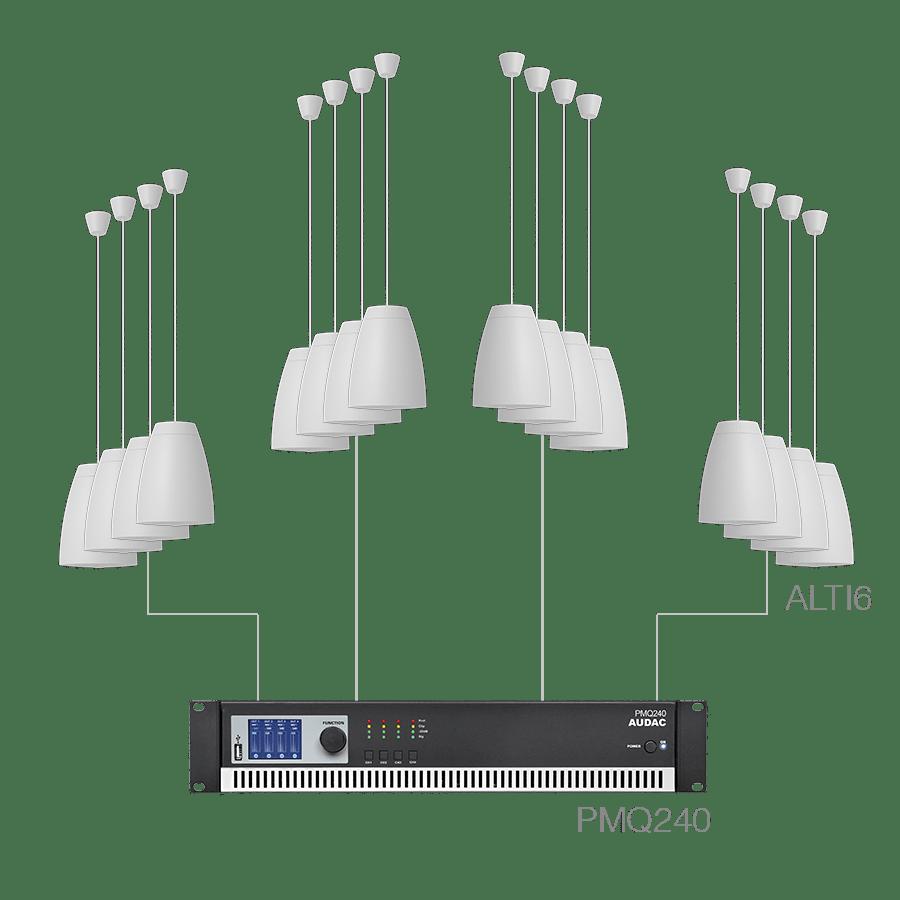 LENTO6.16 - 16 x ALTI6 + PMQ240