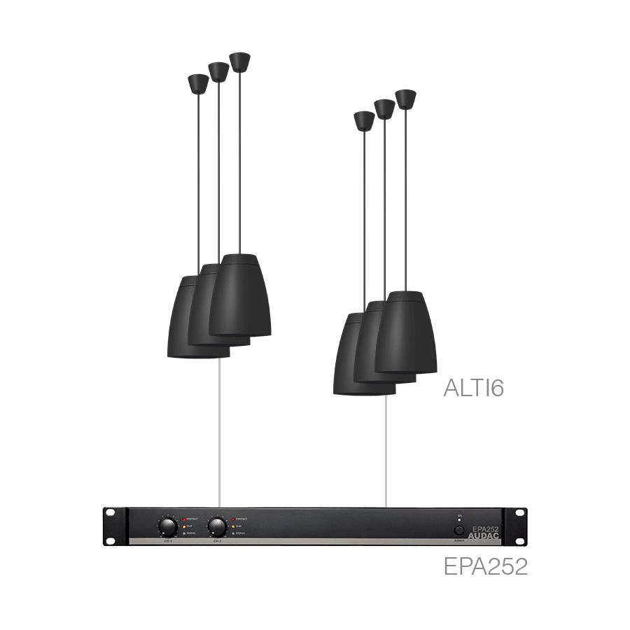 LENTO6.6E - 6 x ALTI6 + EPA252