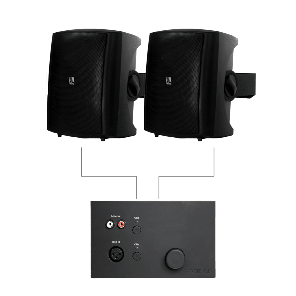 LW523 - 2x LX523 + WP523