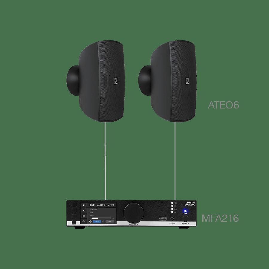 MENTO6.2 - MFA216 + 2 x ATEO6