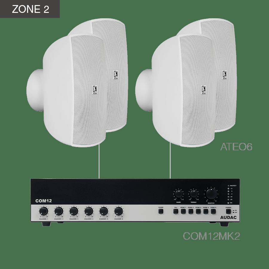 MENTO6.8Z - MFA216 + 8 ATEO6 + COM12MK2
