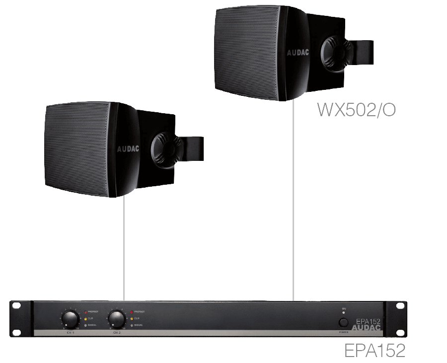 PURRA5.2E - 2 x WX502/O + EPA152