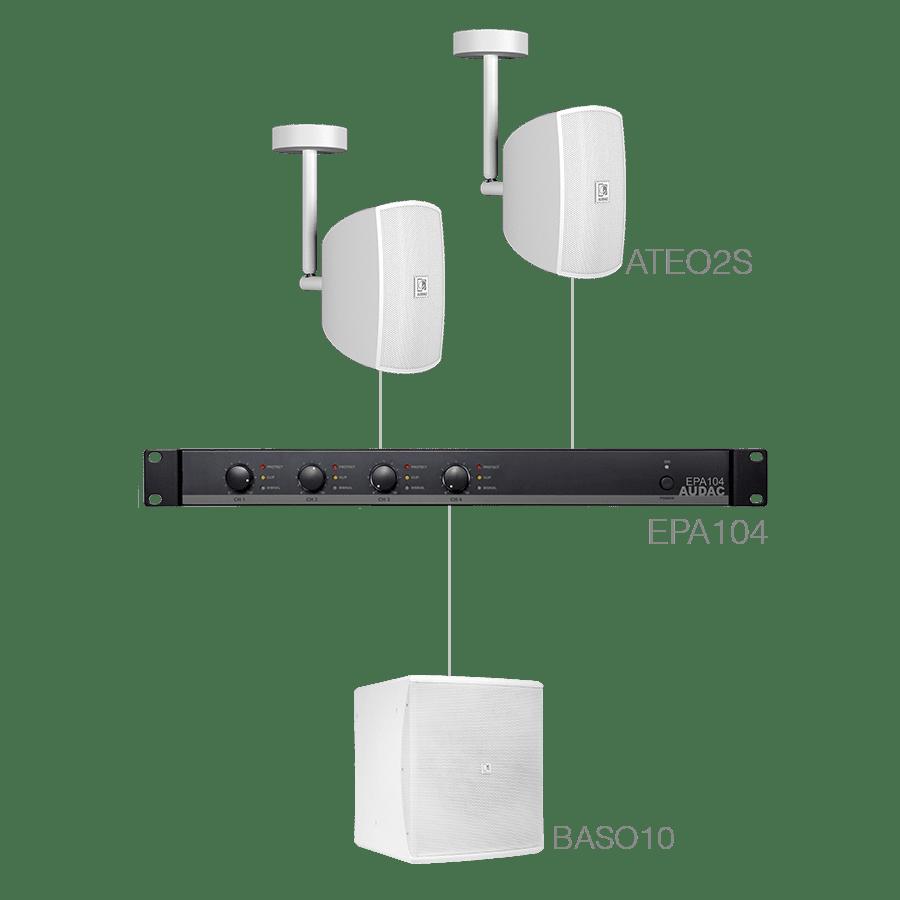 SUBLI2.3EC - 2 x ATEO2S + BASO10 + EPA104