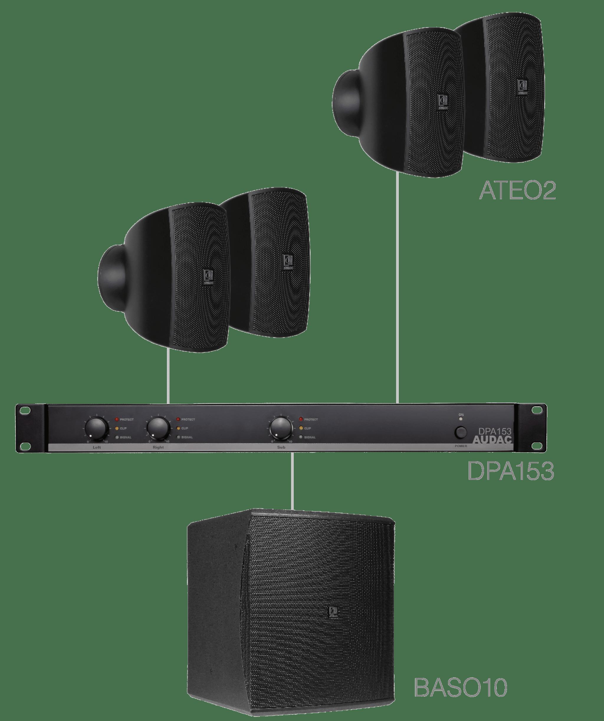 SUBLI2.5 - 4 x ATEO2 + BASO10 + DPA153