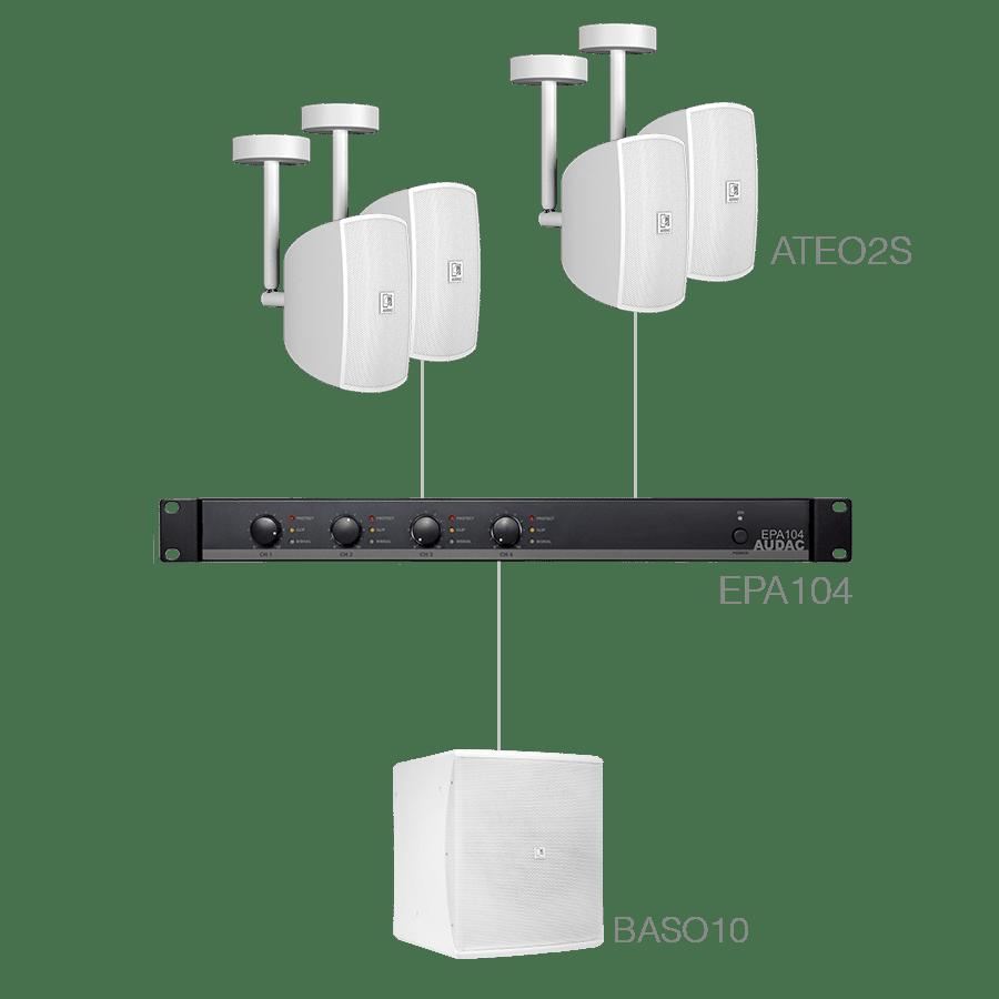 SUBLI2.5EC - 4 x ATEO2S + BASO10 + EPA104