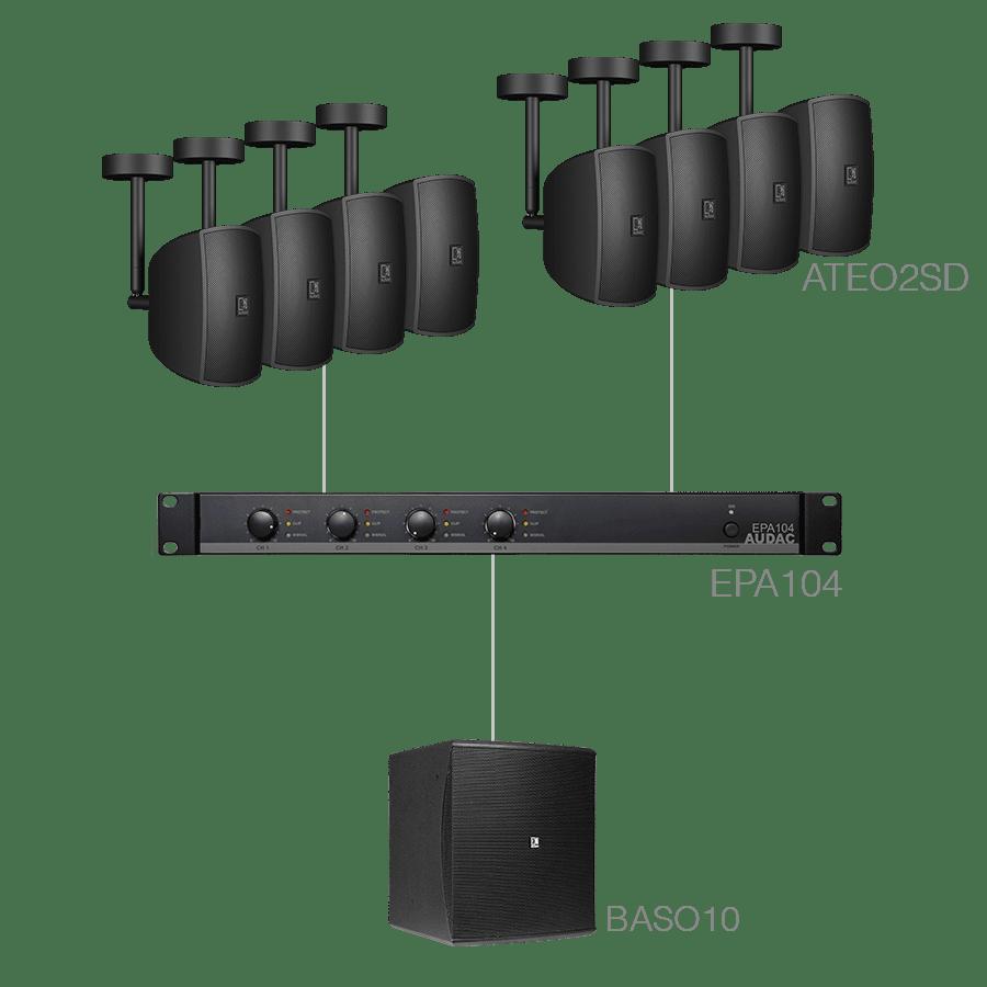 SUBLI2.9EC - 8 x ATEO2SD + BASO10 + EPA104