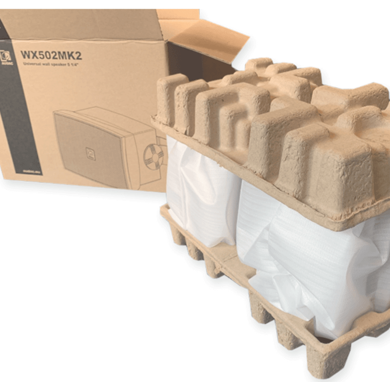 Sustainable packaging and distribution