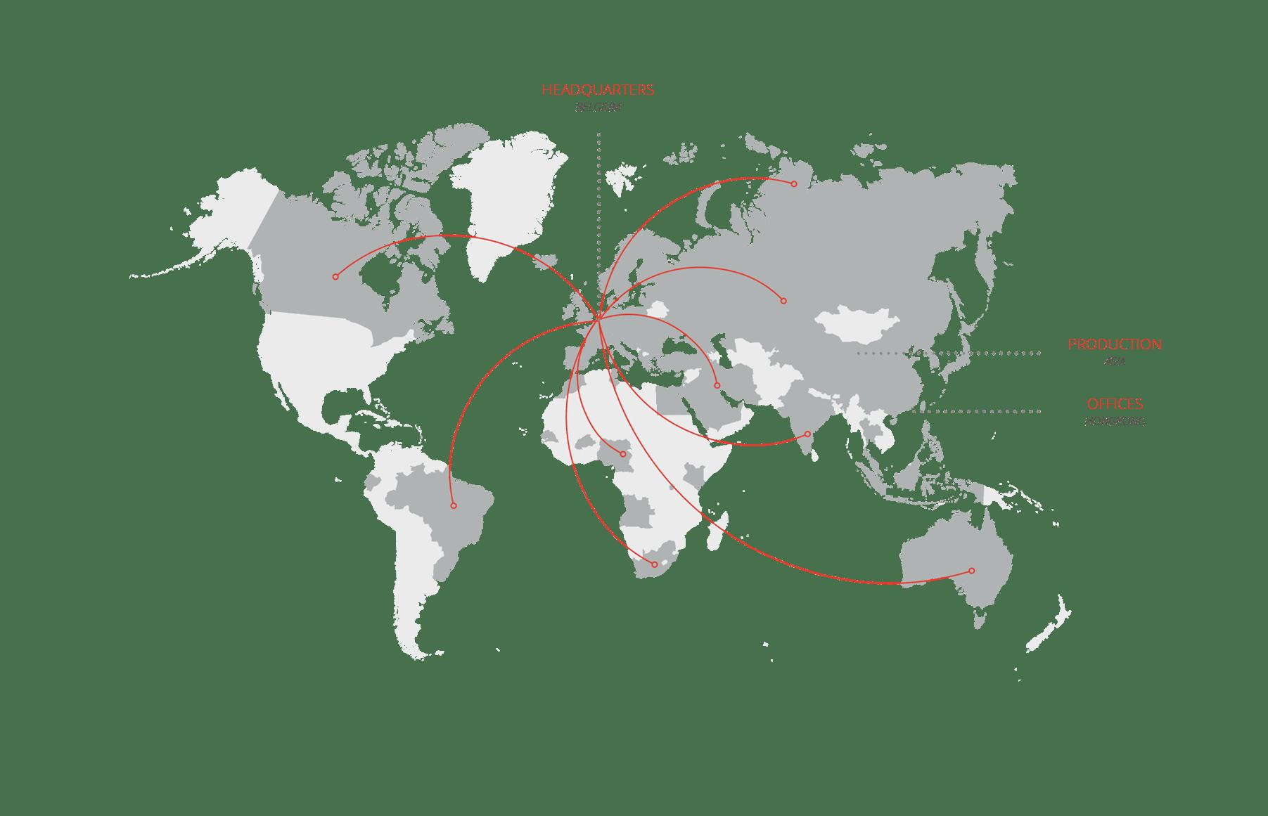 CAYMON - worldwide