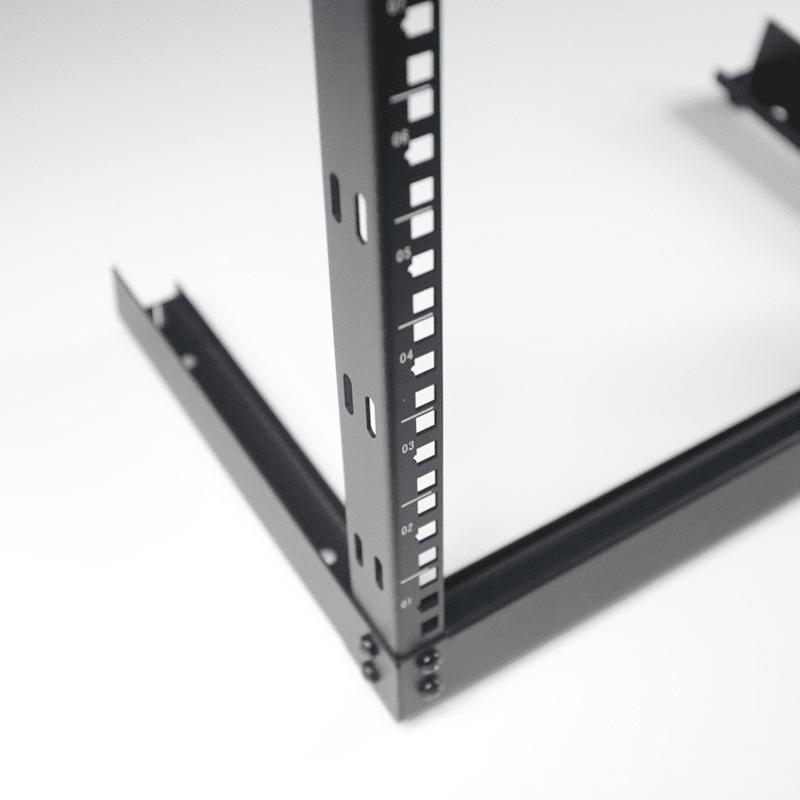 New open frame desktop racks