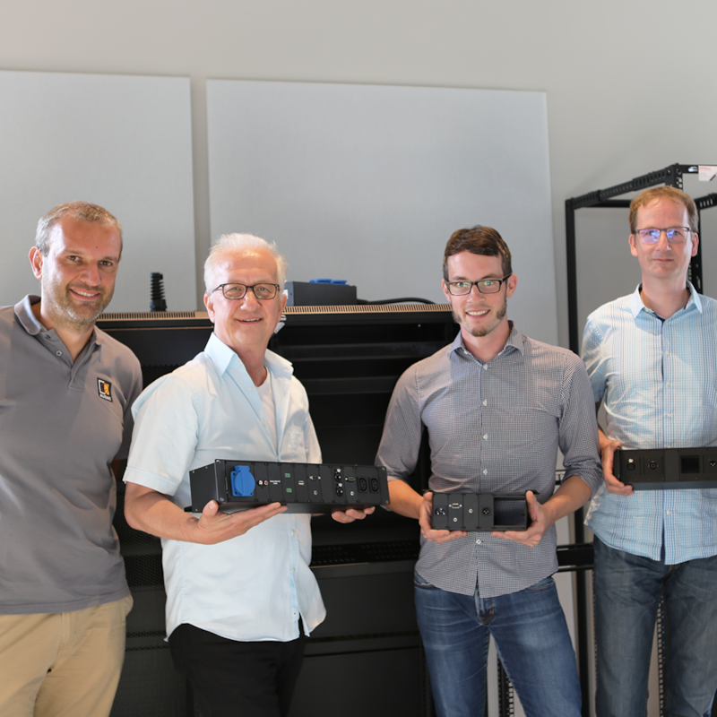 TRIUS - Exclusive CAYMON distributor in Germany