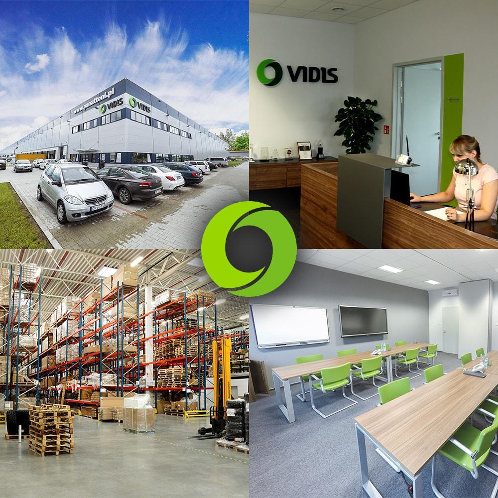 Vidis new CAYMON distributor in Poland - We are proud to welcome Vidis