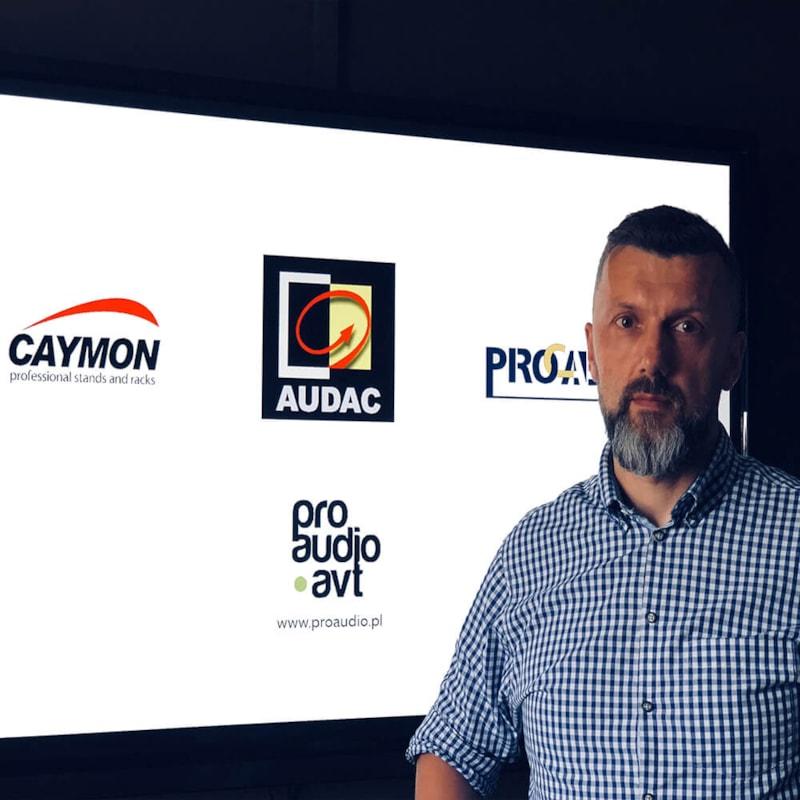 ProAUDIO-AVT, New exclusive distributor for Poland