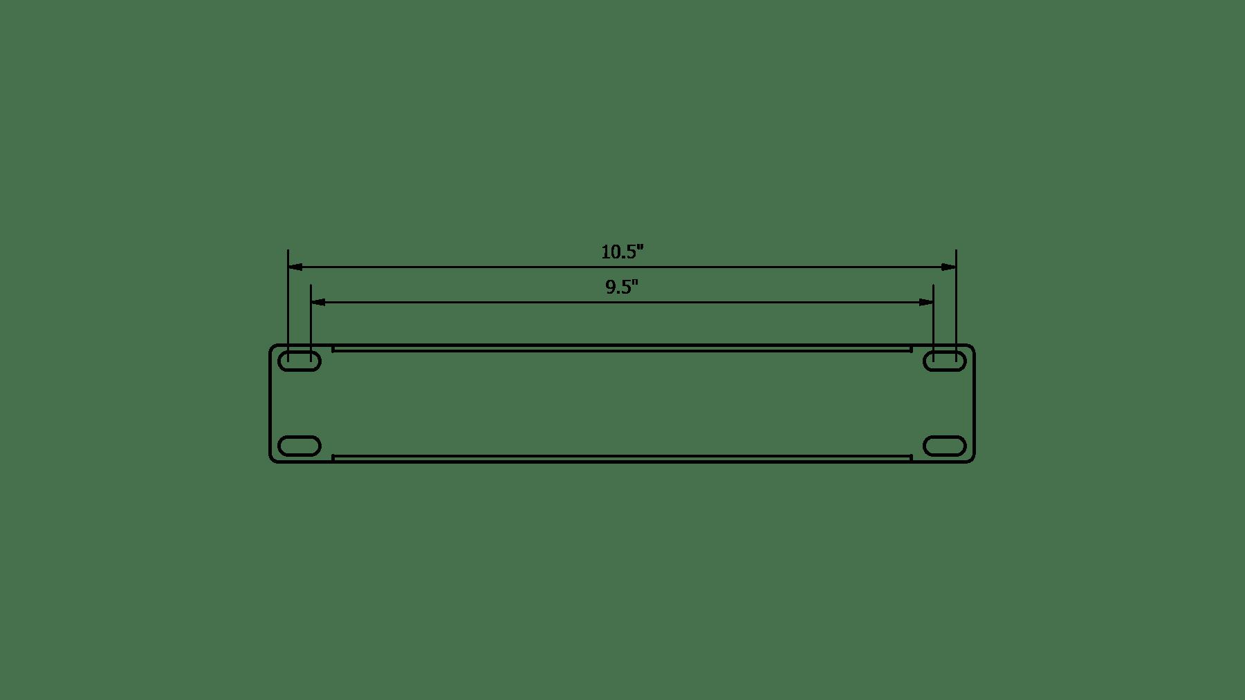 """BSFN Series - 10.5"""" blind panels"""
