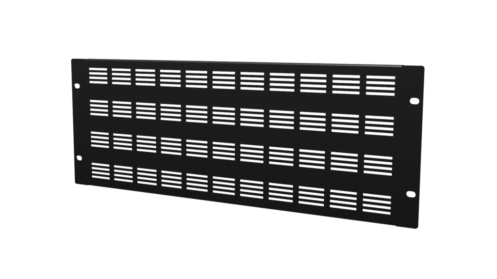 "BSV Series - 19"" ventilated blind panel"