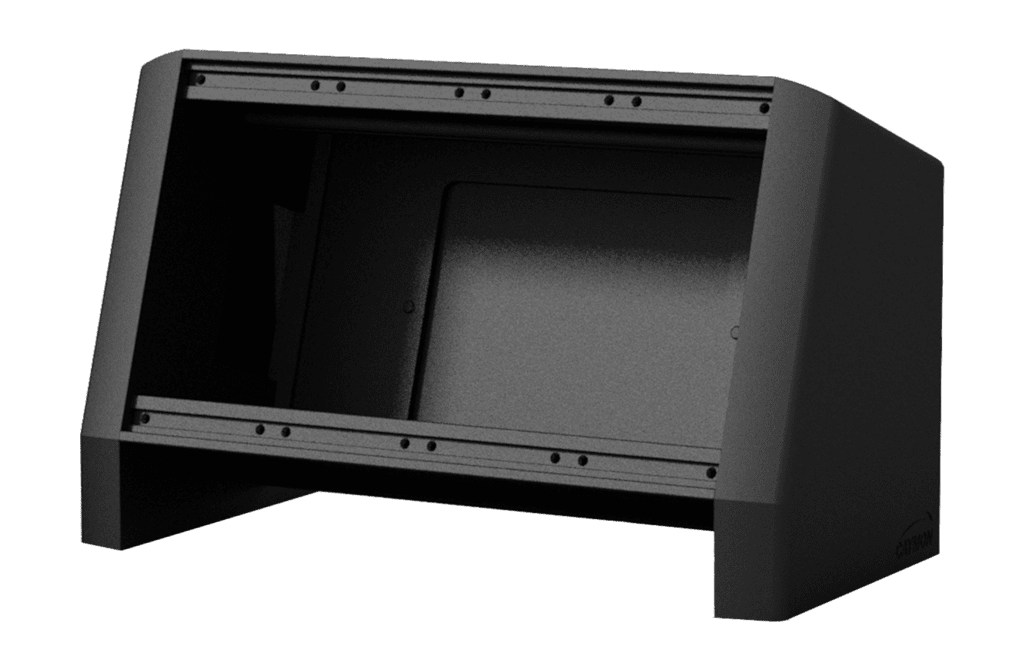 CASY On-Table Chassis - 4 space