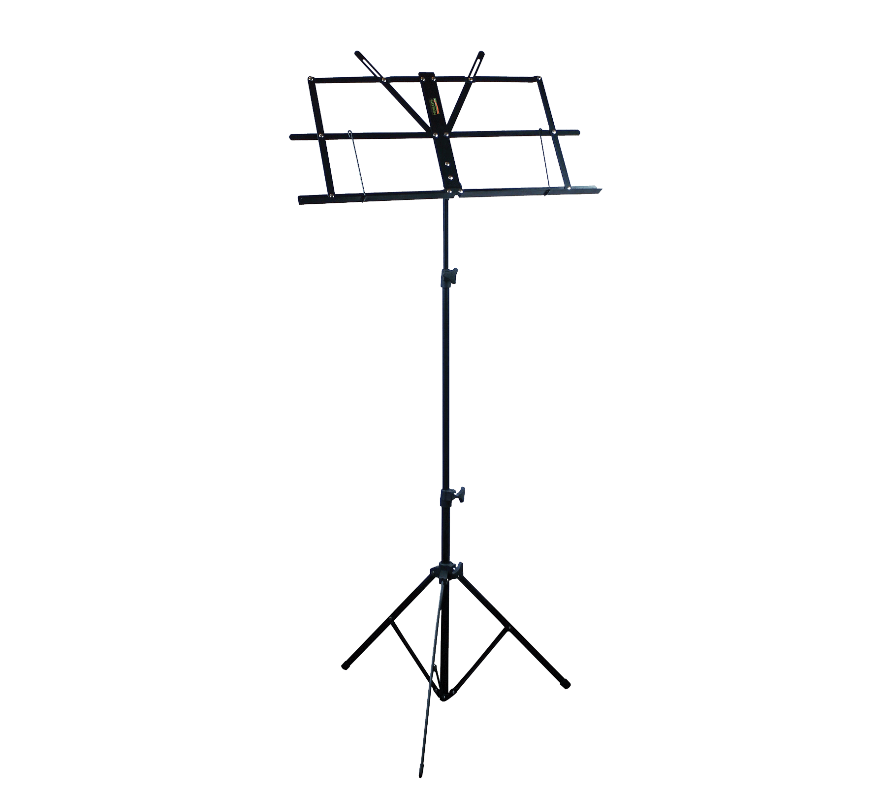 CST121 - Compact, all-aluminium foldable music stand.