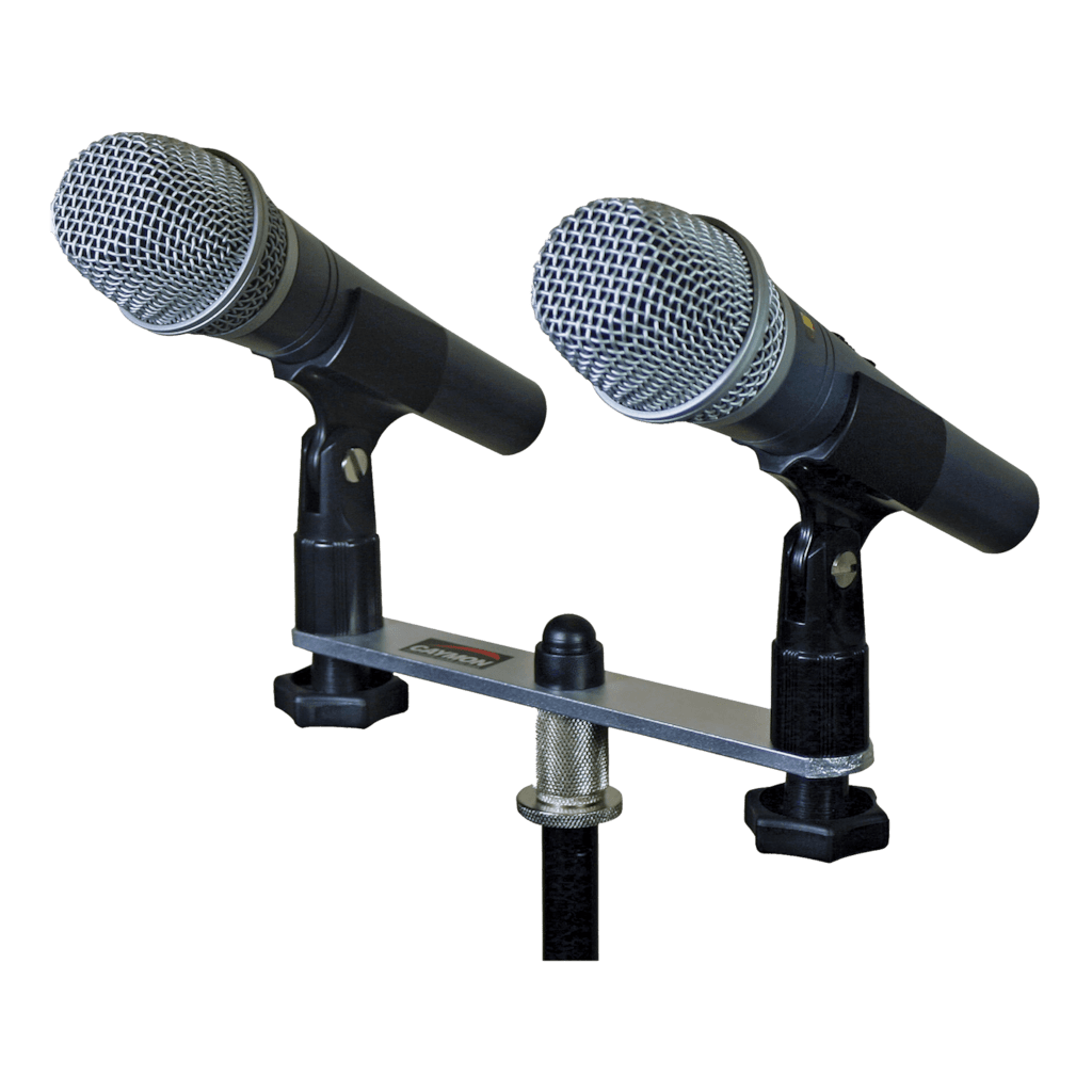 CST352 - T-bar for 2 microphones.