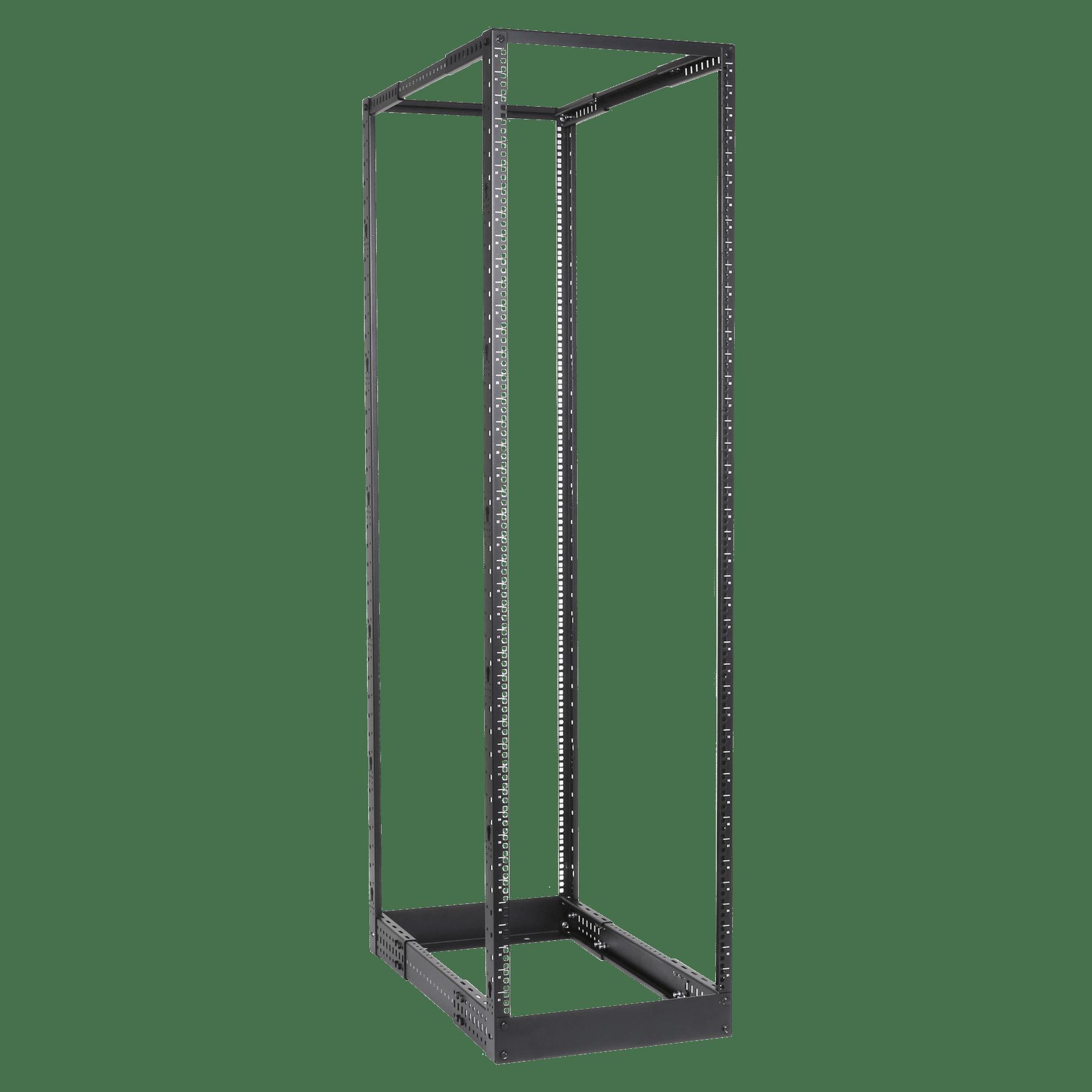"DPR942 - 4-post 19"" open-frame rack - 42 units - 550~1015 mm depth"
