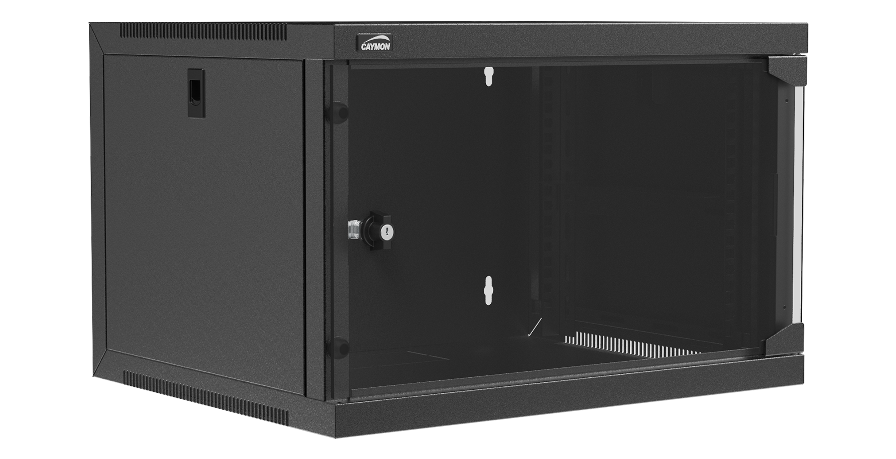 "EPR406 - 19"" wall rack - 6 units - 450 mm depth"