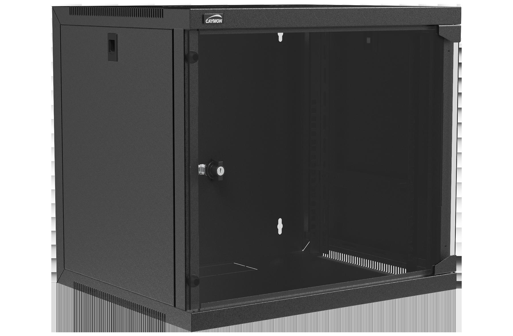 "EPR409 - 19"" wall rack - 9 units - 450 mm depth"