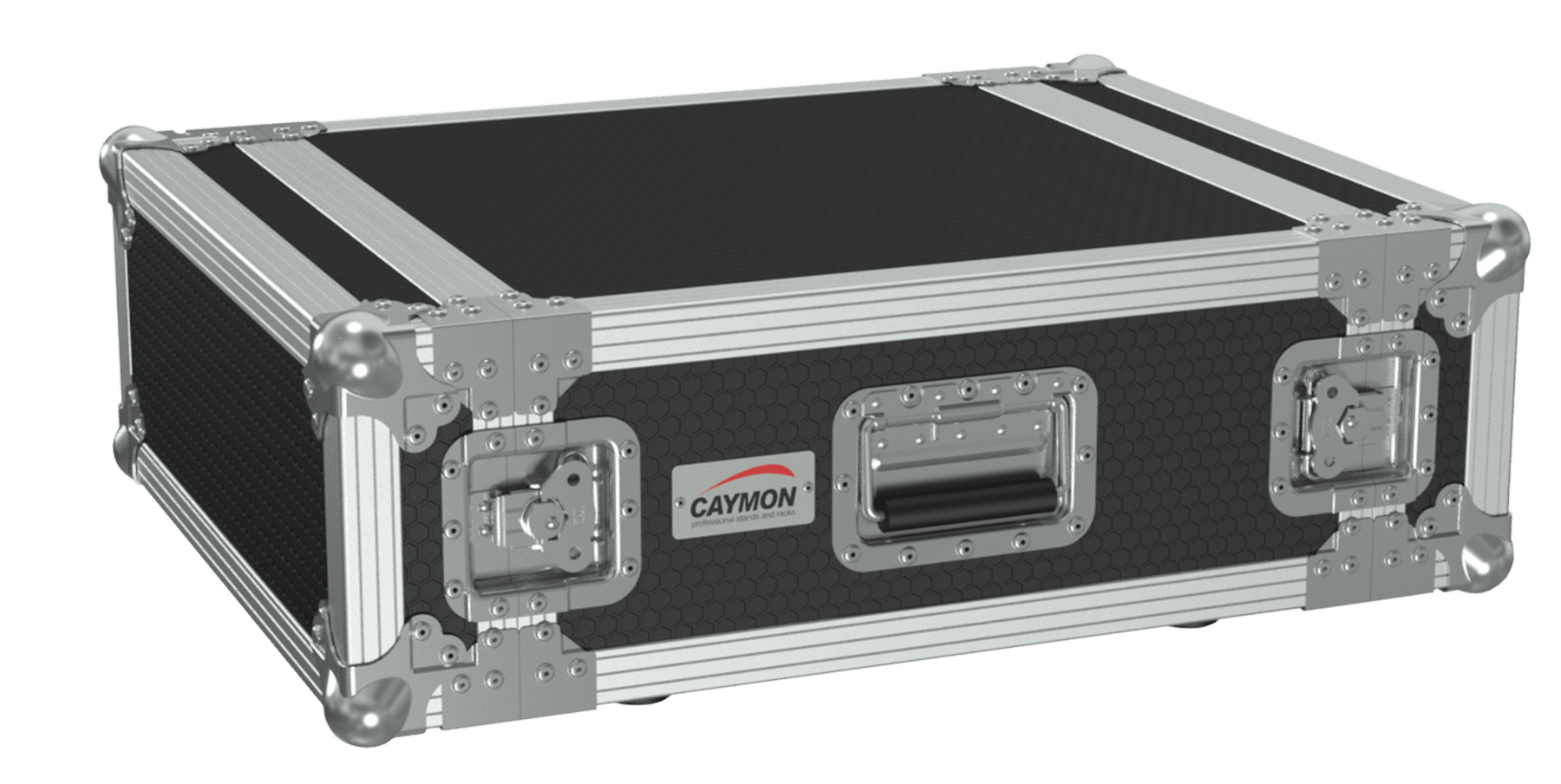 "FC104 - 19"" flightcase - 4HE - 507mm depth"