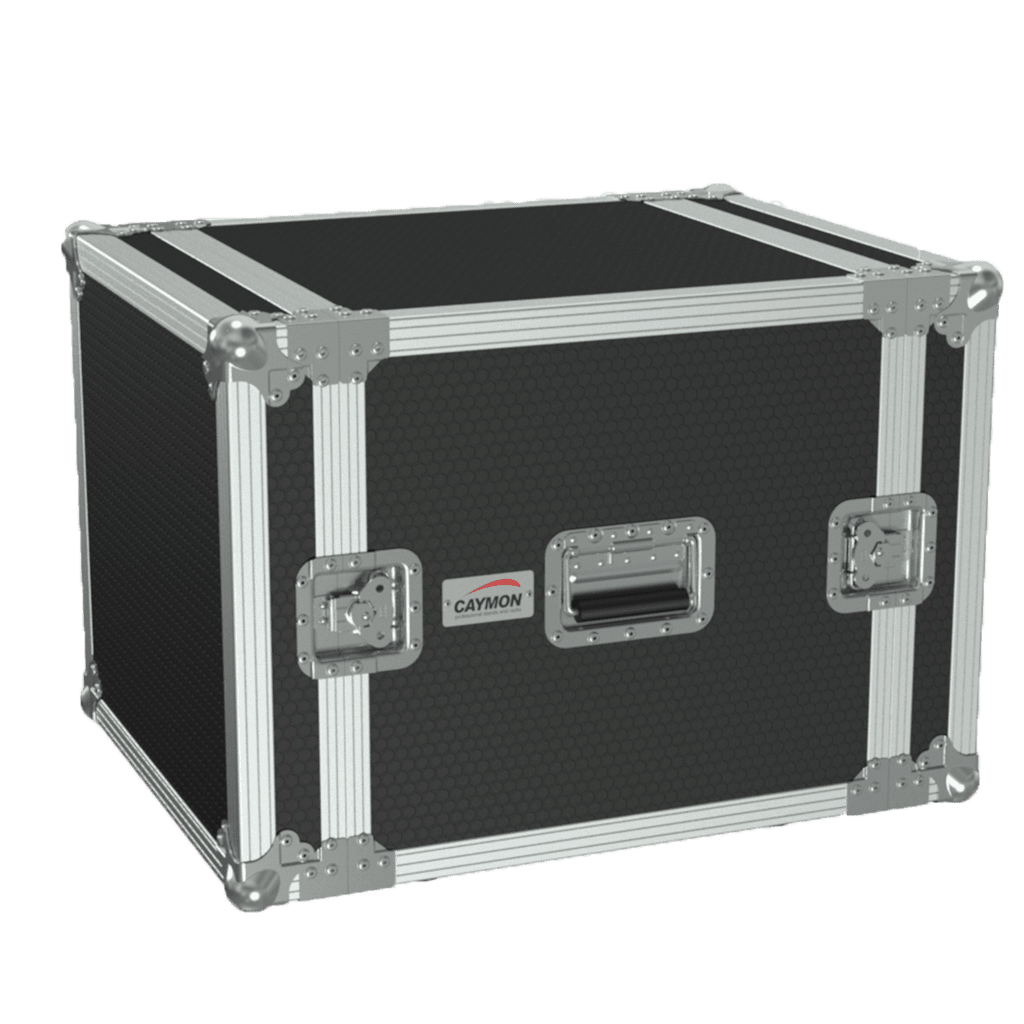 "FC110 - 19"" flightcase - 10HE - 507mm  depth"