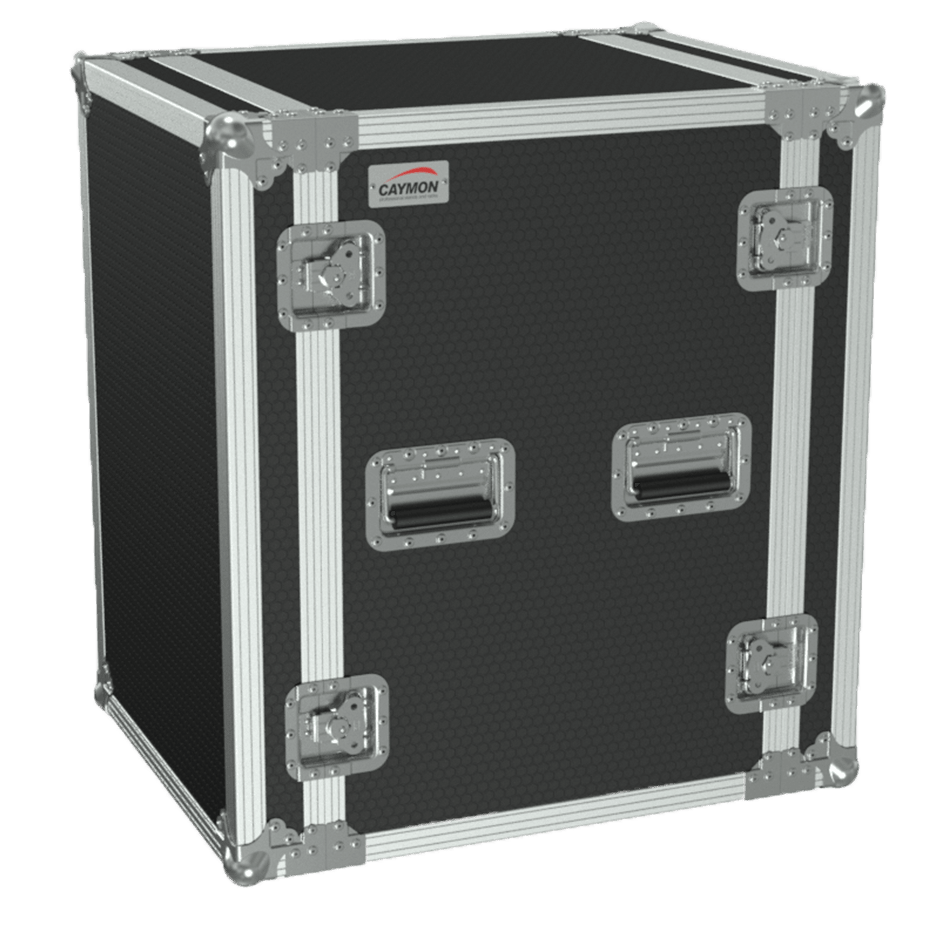 "FC116 - 19"" flightcase - 16HE - 507mm depth"