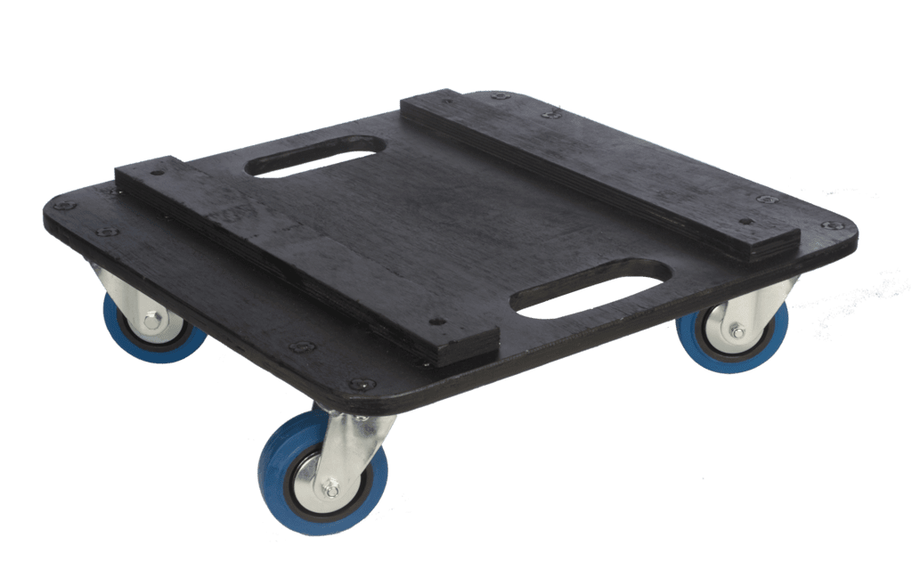FCB104 - Caster board for flightcase -  530mm x 570mm