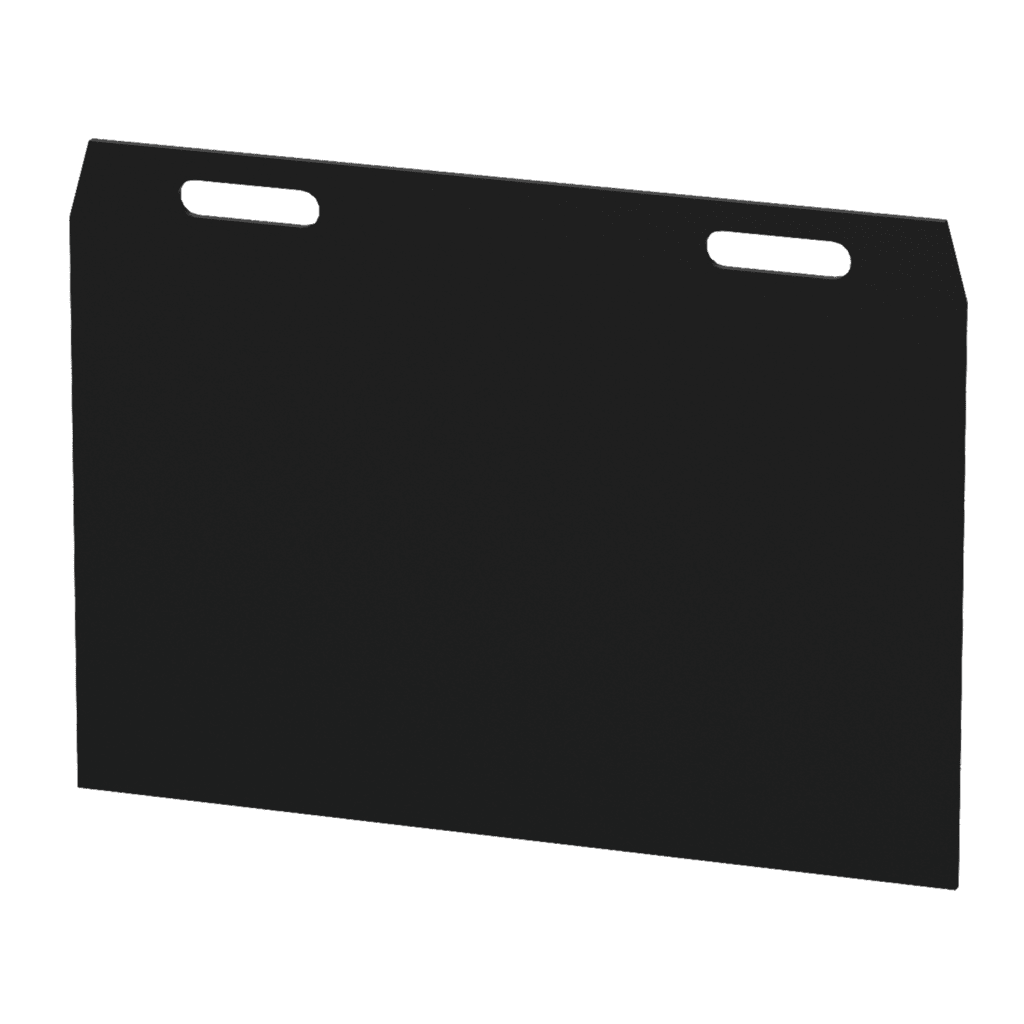 FCD075 - flight case divider plate 749 x 549mm
