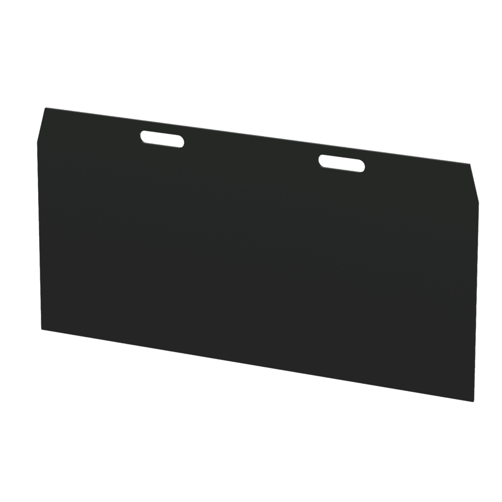 FCD116 - Flight case divider plate for FCE126H