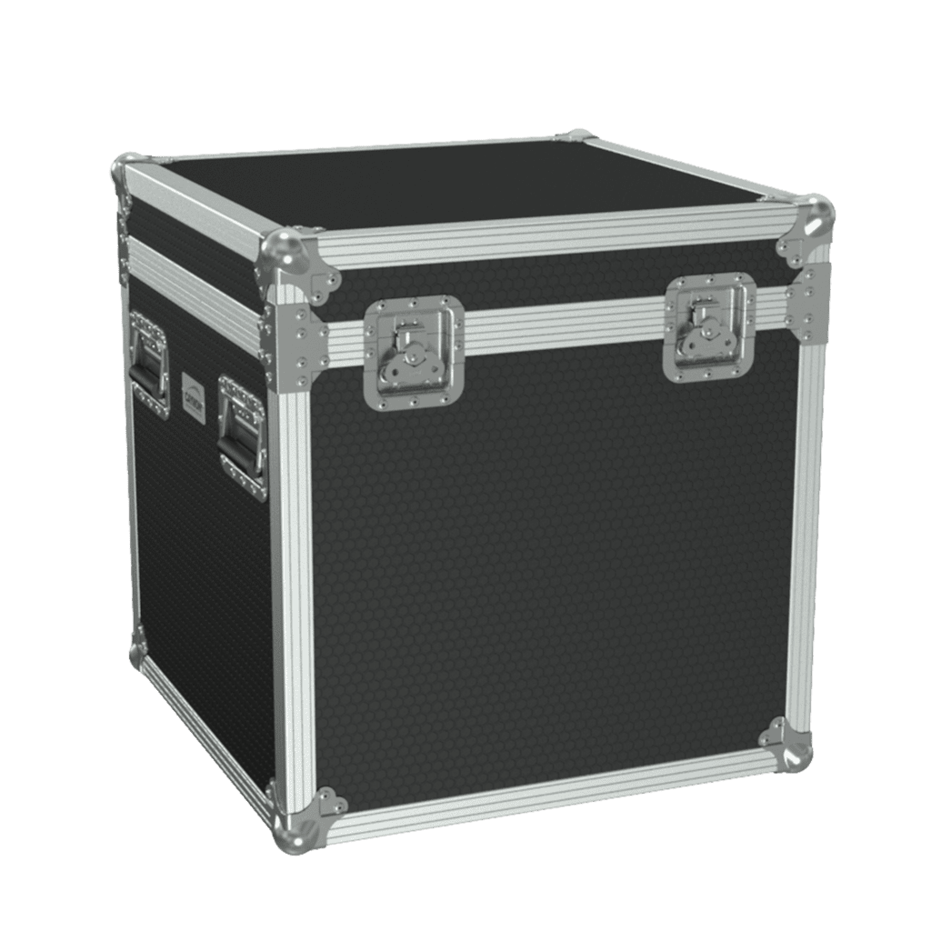 FCE066H - Flight case euro 600x600x620mm with hinge cover