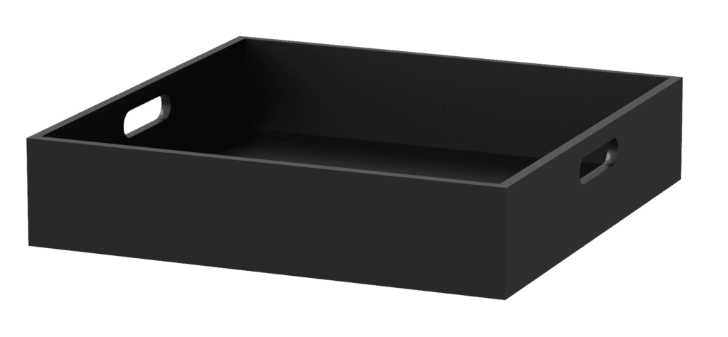 FCT066 - Flightcase tray insert - 550 x 550mm